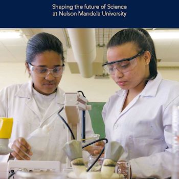 Shaping the nature of science at Nelson Mandela University